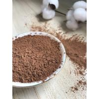 Pure Alkalized Low Fat Cocoa Powder With Natural Cocoa Beans Raw Material