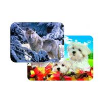 Buy cheap Custom Depth 3D Lenticular Placemats Decoration For Dining Room product