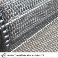 Buy cheap Stainless Steel Wire Mesh Strip|Conveyor Belt Mesh Made by SS304 for Pipeline Transport product