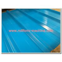Quality Corrugated Industrial 6 Aluminium Roofing Sheet Manufacturing Machine for for sale