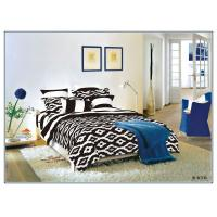 Buy cheap 3 Piece / 5 Piece Bedroom Polyester Bed Set For Kids / Adults Most Comfortable product