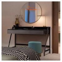 Buy cheap Simple Dressing Tables With Mirror Glass Door / Wardrobe Hotel Furniture Set product