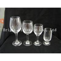 Buy cheap freezer drinking glass cups, wine goblet glass product