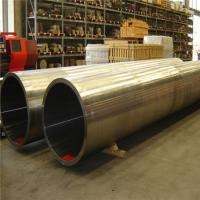 Buy cheap Alloy E52100 Stainless Steel Fittings High Carbon Chromium Alloy Annealed Condition Stocked product