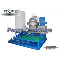 China Three Phase Fuel Oil Handling System , Vertical Laboratory Centrifuge on sale