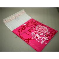China Pink Bubble Wrap Mailing Envelopes , 215x260mm #E Padded Shipping Bags on sale
