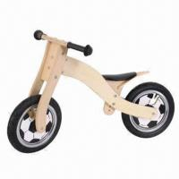 Buy cheap Wooden Bike/Kicker, 12 Inches product