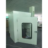 Buy cheap Pass Box with Air Shower (cold rolled sheet/stainless steel) product