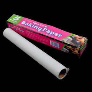 Buy cheap Customized Size Non Stick Baking Paper , Pre Cut Parchment Paper Heat Resistant product