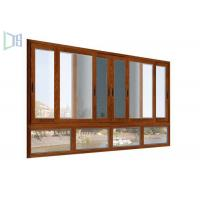 Buy cheap Easy Installment cheap aluminium sliding windows With Double Glazed Tempered Glass product