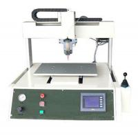 Buy cheap Double Yaxis Design Automated Dispensing Machine Robot / Epoxy Dispensing Machine product