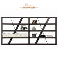 Buy cheap Modern Commercial Hotel Furniture / Wooden Bookcase With 4 Tiers product