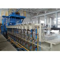 Buy cheap High Carbon Steel Hot Dip Galvanizing Line , Automatic Hot Dip Galvanizing Machine product