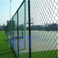 Buy cheap PVC Chain Link Fence product