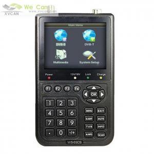 Satlink WS-6909 DVB-Satellite & Terrestrial Combo Meter