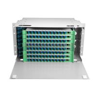 Buy cheap Drawer Type Optical Fibre Frame Networking ODF For Telecom Network product