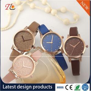 Buy cheap wholesale customization Pu watch alloy case quartz watch fashion watch Colorful from wholesalers
