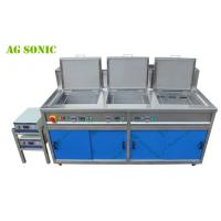 Glass Industrial Ultrasonic Cleaning Machine Die Mould Hot Water Cleaning System Of Moulds