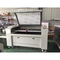 Buy cheap Good quality fiber laser cutting machine 80w STJ1390 product