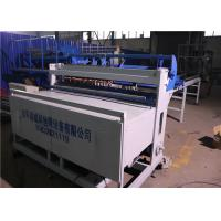 Buy cheap Construction Mesh Wire Netting Machine , Ridge Shelf Panel Welded Wire Mesh Machine product