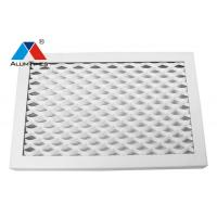 Buy cheap Decorative Aluminium Mesh Panels UV Resistant For Exterior Wall Cladding product