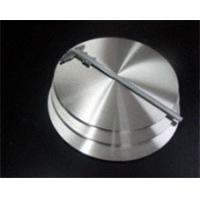 Buy cheap Machinable Tungsten Heavy Alloy / Nuclear Medical Radiation Shield ISO / RoHs Certified product