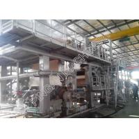 Buy cheap One Wire Rewinding Toilet Paper Manufacturing Machine High Efficiency product