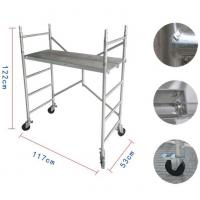 Buy cheap New Arrival 1.8m 2.8m cost effective Heavy Duty aluminiummobile scaffold tower product