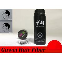 Buy cheap OEM 15 Colors Hair Building Fiber Hair Loss Treatment Solve Your Hair Thinning Problem from wholesalers