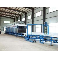 Buy cheap Full-Automatic Horizontal Continuous Polyurethane Foam Injection Machine With American Vicking Pump product