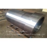 Buy cheap Hydro - Cylinder Alloy Steel Forgings C45 C35 4140 42CrMo4 Heat Treatment Rough Machined product