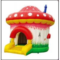 Buy cheap 2017 New Design Outdoor Inflatable Bounce Mushroom Cartoon Jump House Inflatable Castle product