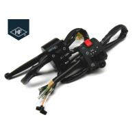 Buy cheap Black Plastic Left And Right Handle Switch Standard Size For Suzuki Motorcycle product