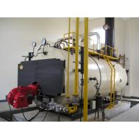 Buy cheap Electric Thermal 8 Ton Oil Fired Steam Boiler For Radiant Heat , High Pressure product