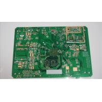 Buy cheap Six Layer FR4 Impedance Control PCB high TG170 For Telecommunication product