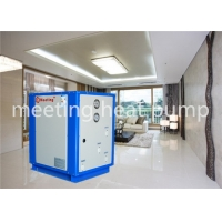 Buy cheap Meeting 19kw Mds50d Brazed Plate Heat Exchanger For Hot Water Heating / Cooling Function Of Ground Source Heat Pump product