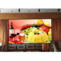 Buy cheap P1.667 Indoor Advertising LED Display Hd Led Panel For Stages High Refresh Rate product