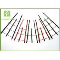 Buy cheap Natural Green Thick Bamboo Flower Sticks For Orchard Various Diameter product