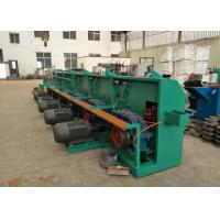 Buy cheap 380V / 50HZ Galvanized Wire Machine PLC Control Little Pollution Stable Performance product