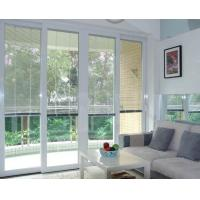 Buy cheap Dust Free Blinds Inside Glass White Aluminium Material Sound Insulation product