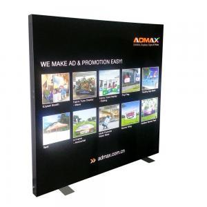 Buy cheap Advertising LED Light Box Backlit Frameless Led Fabric Light Reinforced Struction product