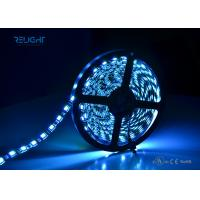 Buy cheap RGBW 4 In 1 Color Changing Led Strip Lights 19w/m 60pcs 5050 With Built - In IC from wholesalers