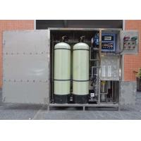 Buy cheap Fully enclosed 500LPH RO Water Treatment System Water Purifier Filter product