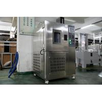 Buy cheap Stainless Steel Accelerated Aging Chamber Ozone Resistance Test For Rubber product