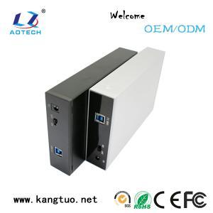 Buy cheap portable sata to usb 3.0 3.5 external hdd enclosure product