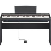 Buy cheap P-125 Digital Piano with GHS Action Yamaha P-125 88-Note Digital Piano and Home/Studio Deluxe Kit (Black) product