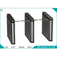 Buy cheap Fast Speed Drop Arm Automatic Turnstiles Remote Contol Access Gates product