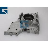 Mechanical Volvo Excavator Diesel Engine Oil Pump Auto Spare Parts VOE20502113