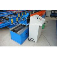 Buy cheap Run Cutting C Purlin Metal Stud And Track Roll Forming Machine For Steel Frame product