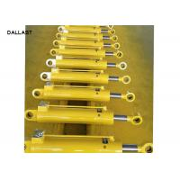 Buy cheap 4 Ton Double Acting Hydraulic Cylinder Chrome Plating For Coal Mining Machinery from wholesalers